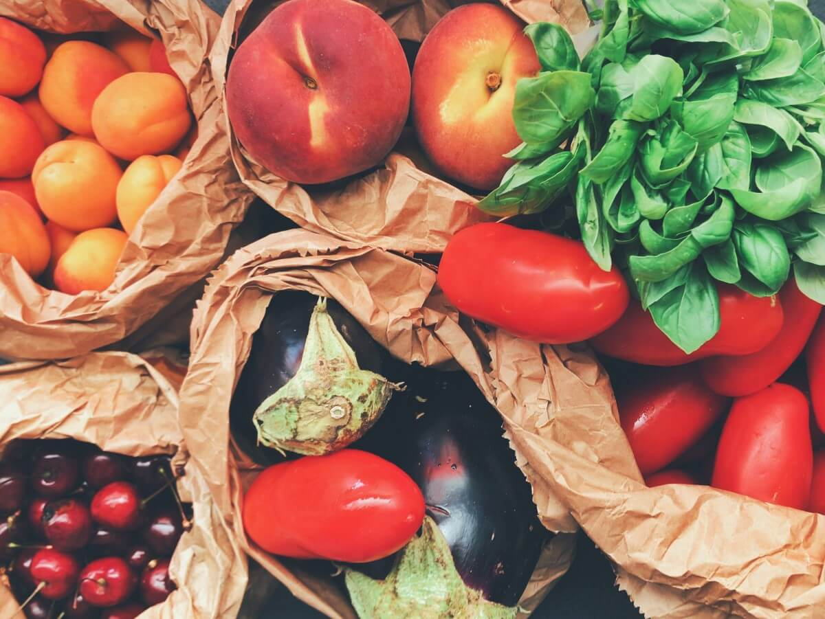 zakupy online -świeże warzywa i owoce